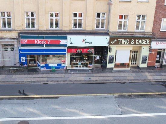 Rent a Room Copenhagen: View from room