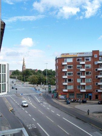Rent a Room Copenhagen : View into main city