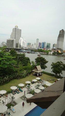ibis Bangkok Riverside: widok z pokoju