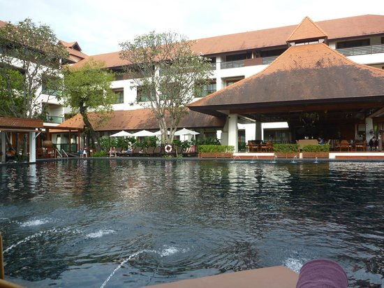 Ratilanna Riverside Spa Resort Chiang Mai : Pool area