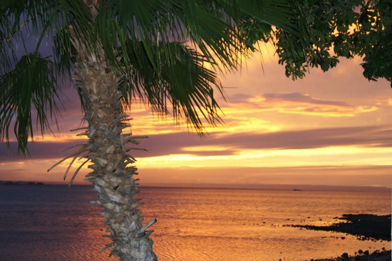 La Concha Beach Resort: Love those Baja Sunsets!