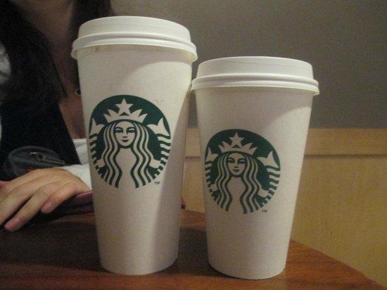 Starbucks : <3