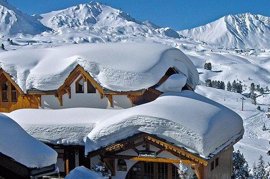 Montagnettes, Le Chalet du Vallon : Les Montagnettes Cimes et Vallon
