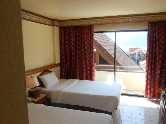 Phi Phi Hotel: camera
