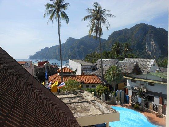 Phi Phi Hotel: vista dalla camera