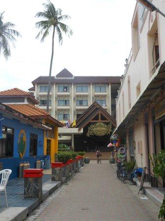 Phi Phi Hotel: hotel da centro