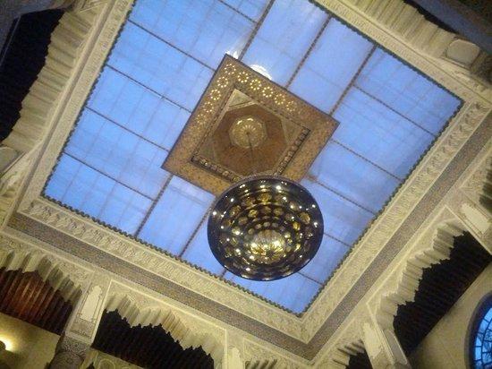 Riad Fes - Relais & Chateaux: Lobby