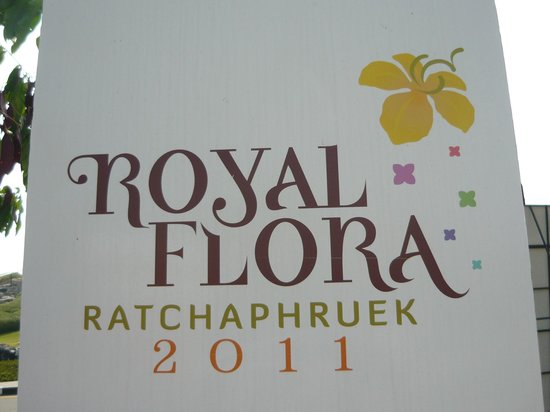 Royal Park Rajapruek: Ratchaphruek Flower Gardens