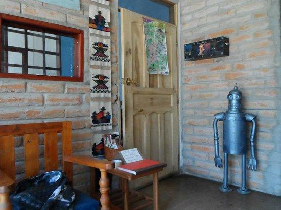 Hostal Chasqui: Lobby