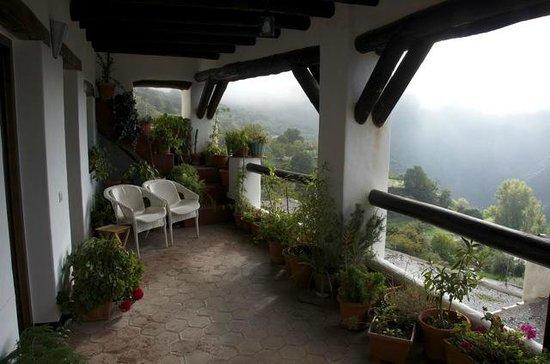 Casa Sonia: Terrace