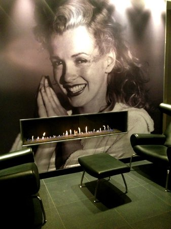 Platine Hotel: Lounge