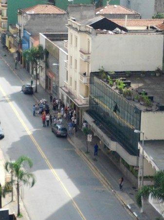 Augusta Park Residence: 8º andar oposto a Av. Paulista
