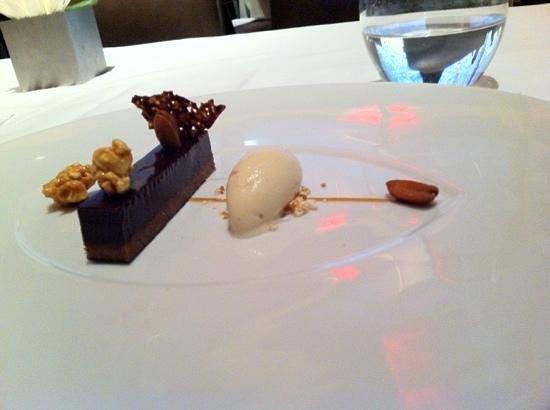 Le Bernardin: chocolate