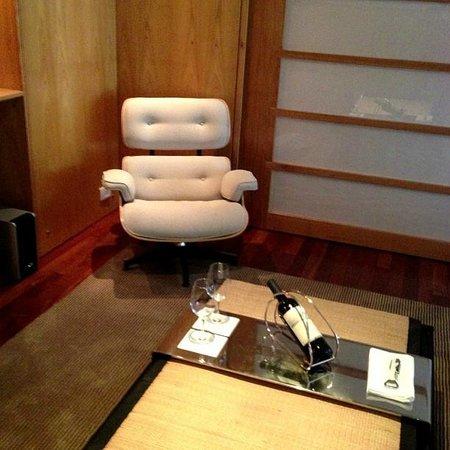 Emiliano Hotel: Armchair
