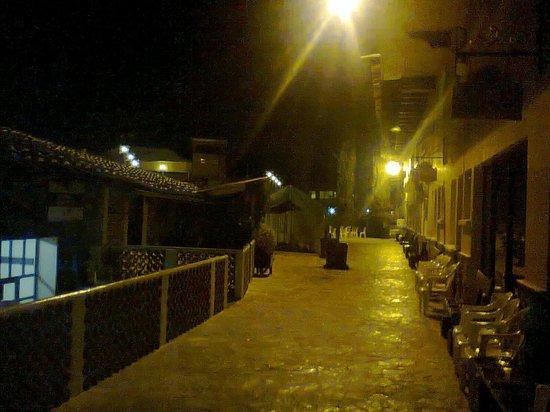 Hotel y Aguas Termales de Chignahuapan : Entrada al balneario