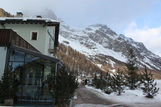 Ristorante Murtarol: In Winter