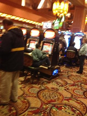 Snoqualmie Casino: poker machines