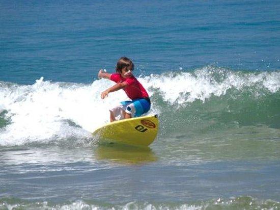 Lagoondy Surfcamp: Lagoondy surfer