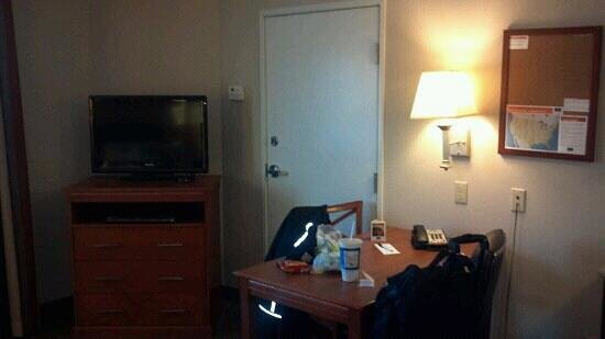 Candlewood Suites South Bend Airport: Suite 226