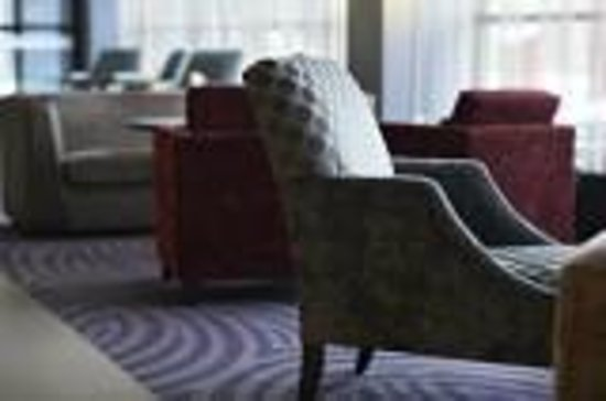DoubleTree by Hilton Hotel London - Chelsea: Lounge
