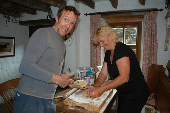 The Old Mill Soar: have a go at making scones or jam !!