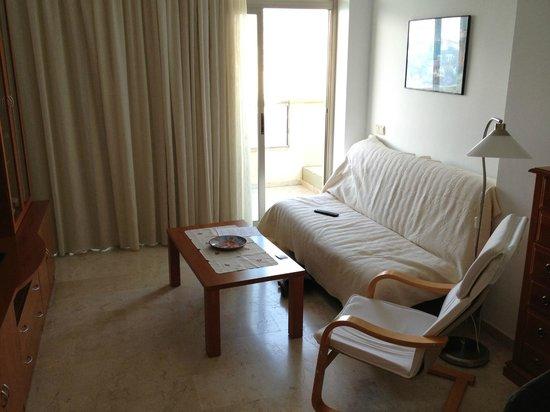 Apartamentos Lido: salón2