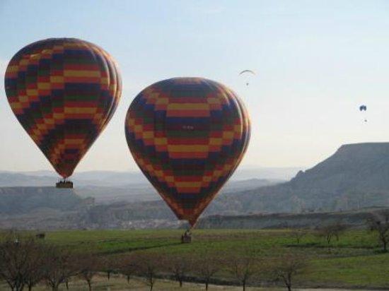 Göreme Balloons - Picture of Goreme Balloons, Urgup ...