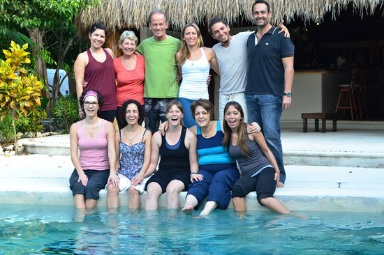 Jivana Yoga Retreats: groups