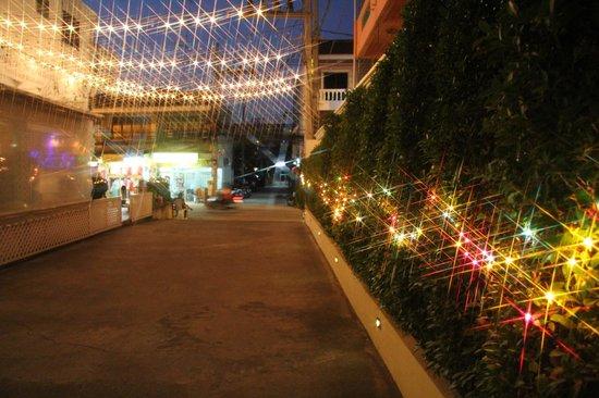 芭堤雅黃金海岸酒店照片