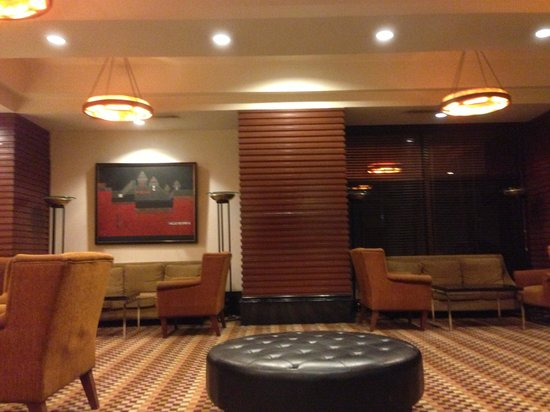 Holiday Inn Manila Galleria: Fan lounge