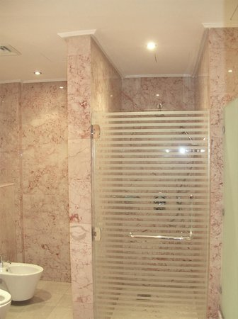 Retaj Royale Doha: Shower