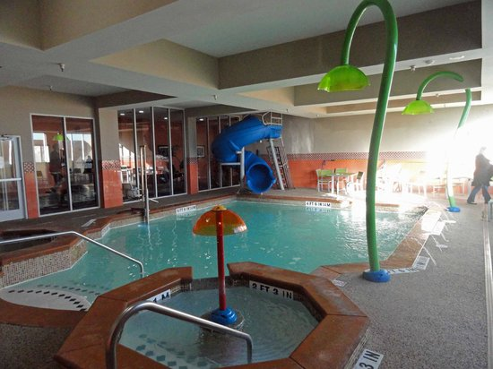 Holiday Inn Amarillo West Medical Center : Very Kid friendly Pool