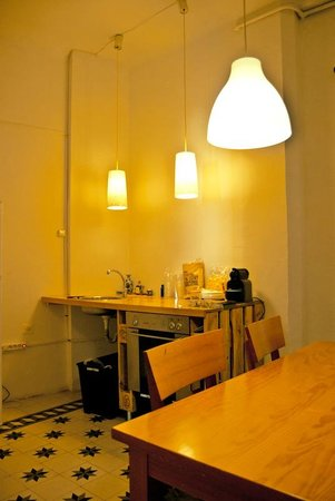Itinere Hostel : Office
