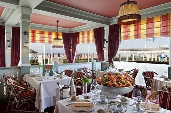 Le Ciro's : Salle du restaurant