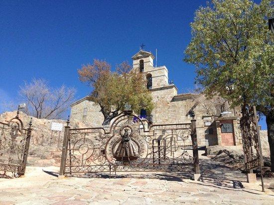 Santuario de Nuestra Senora Virgen de la Cabeza