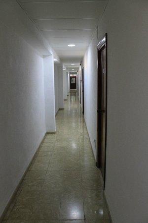 Hotel Gracia: corridoio