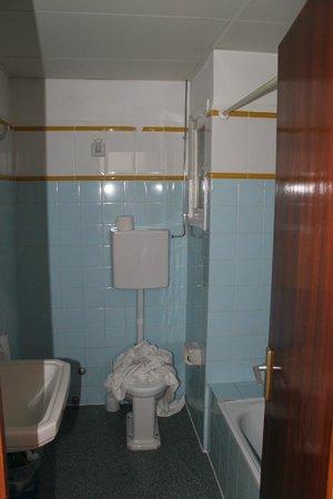 Hotel Gracia: bagno