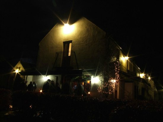 Coolbawn Quay Club, Marina & Spa: The Clubhouse on New Year's eve