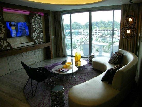W Singapore Sentosa Cove: 502 