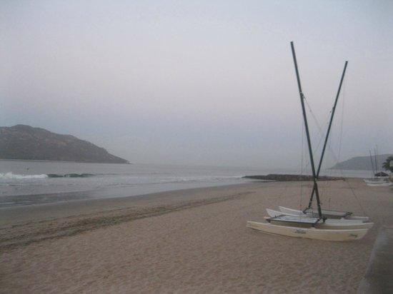 هوتل بلايا مازاتلان: vista del mar, mayo clima perfecto 