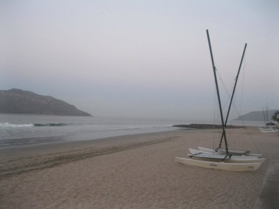 Hotel Playa Mazatlan: vista del mar, mayo clima perfecto