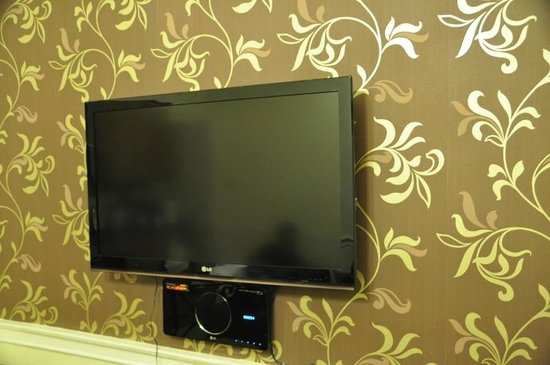 Stay Edinburgh City Apartments - Royal Mile: tv