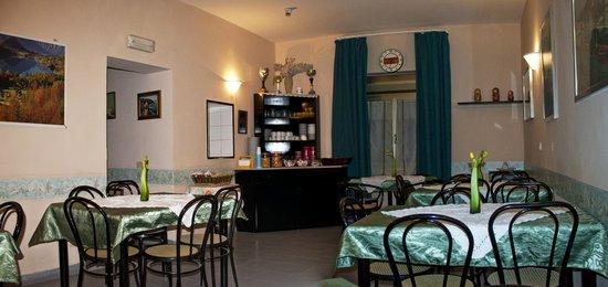 Hotel Falisco : Sala colazioni/ristorazione