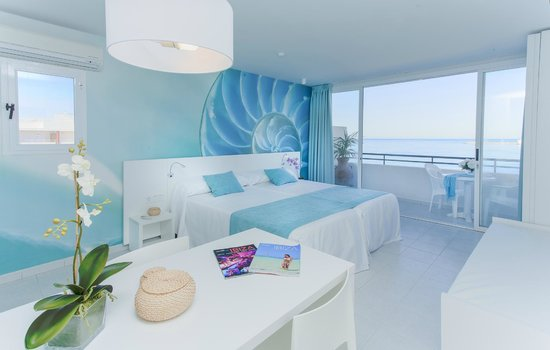 Marina Playa Hotel & Apartments : Marina Playa Studio Sea View