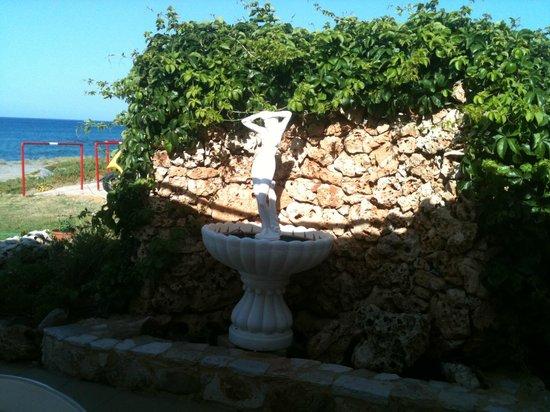 Meltemi: Aphrodite's fountain..!