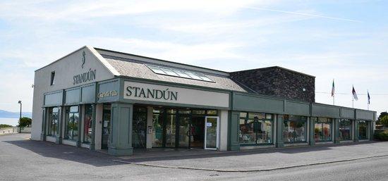 Standun Spiddal: Shop Front of Standún