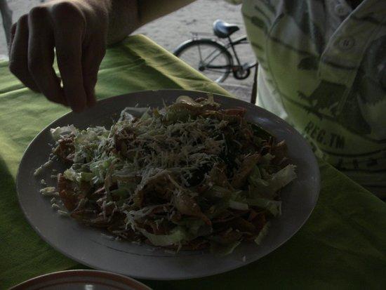 Restaurante Lago Azul: Nachos