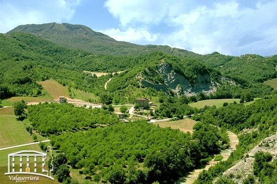 Relais Valguerriera: panoramica