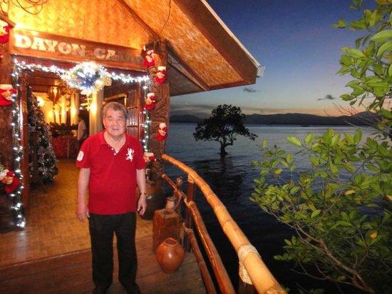 Badjao Inn & Restaurant: mangrove view
