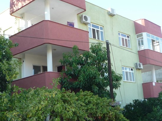 Zeytin apartments